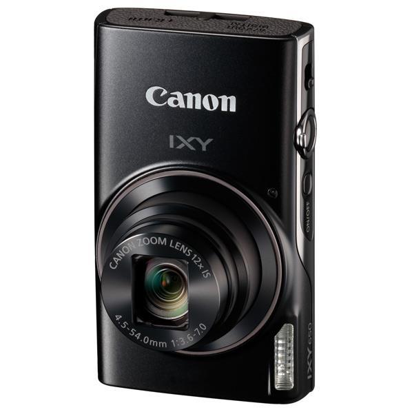 キヤノン デジタルカメラ IXY ブラック IXY650BK [IXY650BK]【RNH】