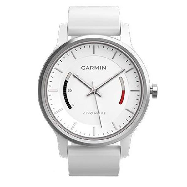 GARMIN スマートアナログウォッチ vivomove Sport ホワイト 159739 [159739]