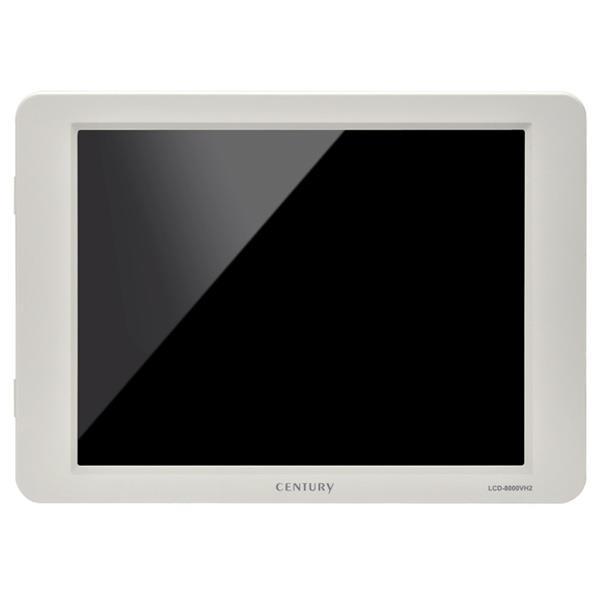 【送料無料】センチュリー 8型HDMIマルチモニター plus one HDMI グレイッシュホワイト LCD-8000VH2W [LCD8000VH2W]