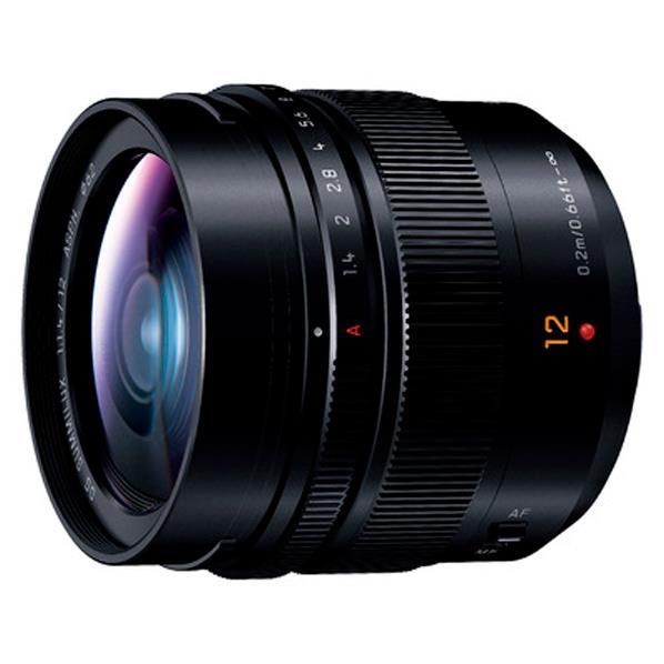 パナソニック マイクロフォーサーズシステム用交換レンズ LEICA DG SUMMILUX 12mm / F1.4 ASPH. H-X012 [HX012]