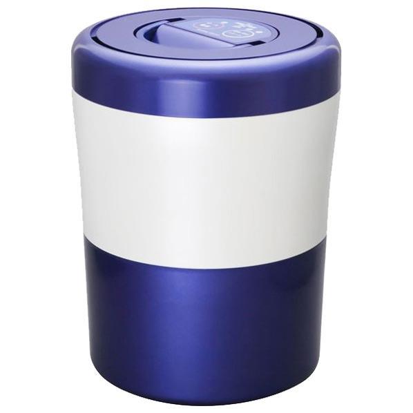 【送料無料】島産業 家庭用生ごみ減量乾燥機 パリパリキューブ ライト ブルーストライプ PCL-31-BWB [PCL31BWB]
