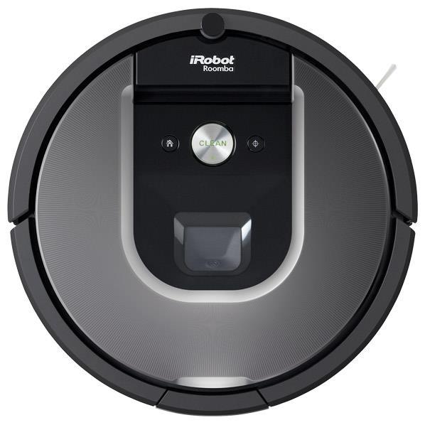 iRobot ロボットクリーナー ルンバ960 メッドシルバー R960060 [R960060]【RNH】【WENP】