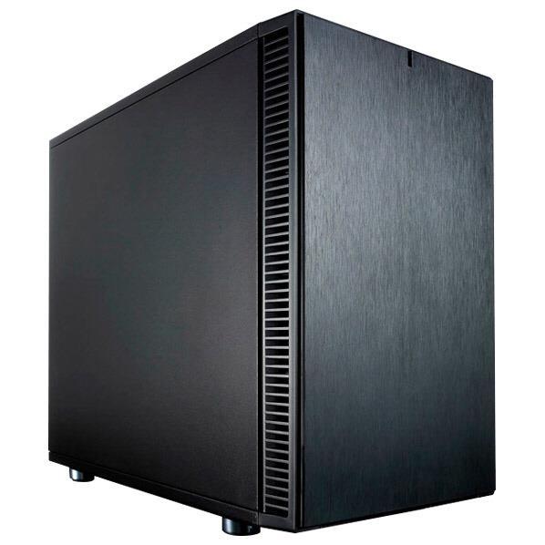 【送料無料】Fractal Design PCケース ブラック FD-CA-DEF-NANO-S-BK [FDCADEFNANOSBK]