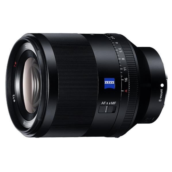 SONY デジタル一眼カメラα[Eマウント]用レンズ Planar T* FE 50mm F1.4 ZA SEL50F14Z [SEL50F14Z]