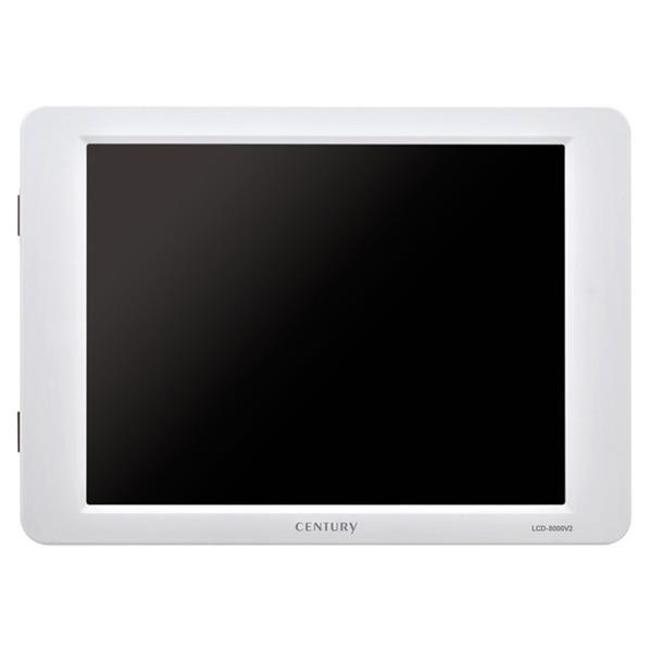 センチュリー 8型液晶ディスプレイ plus one VGA グレイッシュホワイト LCD-8000V2W [LCD8000V2W]【SYBN】【MRPT】