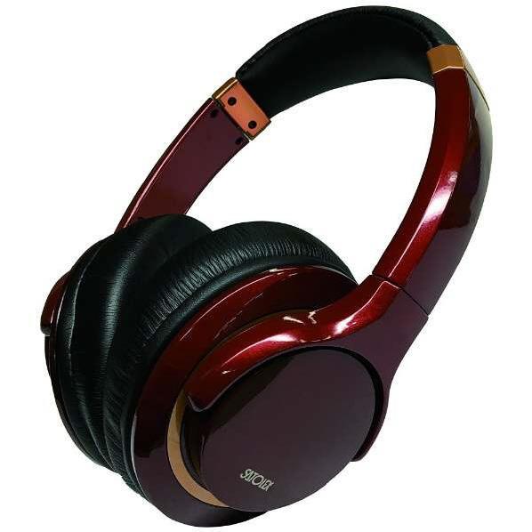 【送料無料】サトレックス ハイレゾヘッドフォン プラム DH297-A1DR [DH297A1DR]
