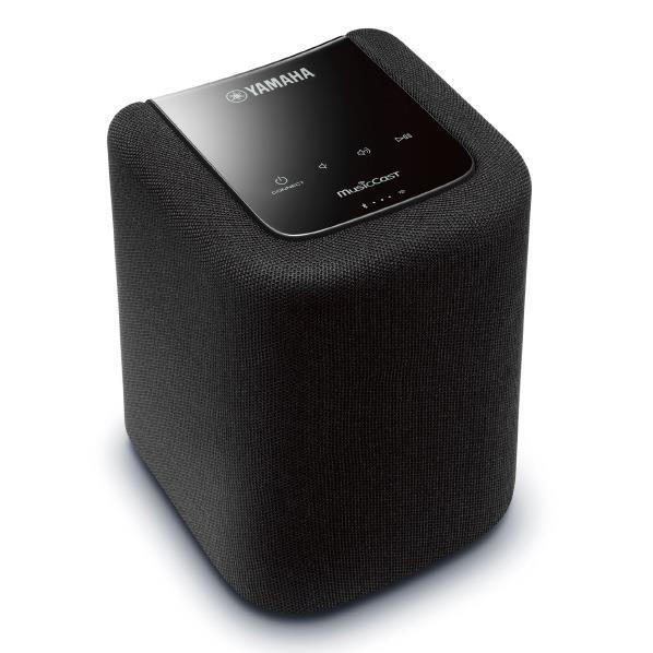 ヤマハ ワイヤレスストリーミングスピーカー ブラック WX-010B [WX010B]【RNH】