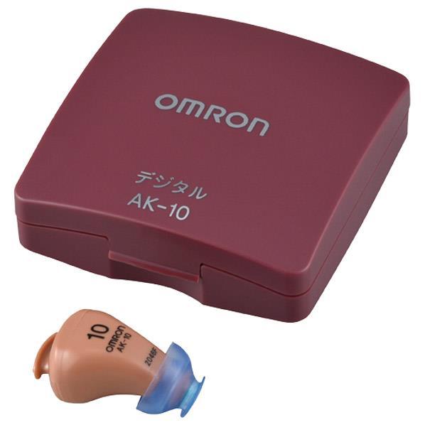 オムロン デジタル式補聴器 イヤメイトデジタル AK-10 [AK10]