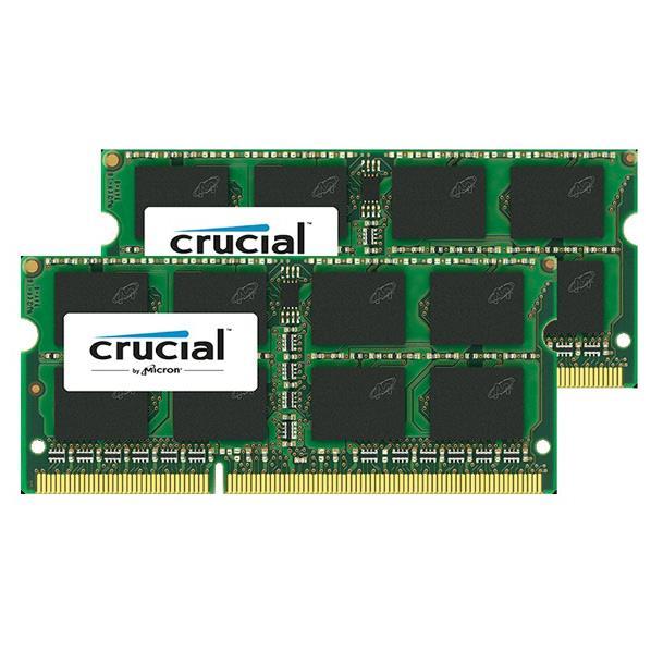 CFD DDR3L-1600対応 ノートPC用メモリ 204pin SO-DIMM(8GB×2枚組) CFD Selection Crucial by Micron W3N1600CM-8G [W3N1600CM8G]