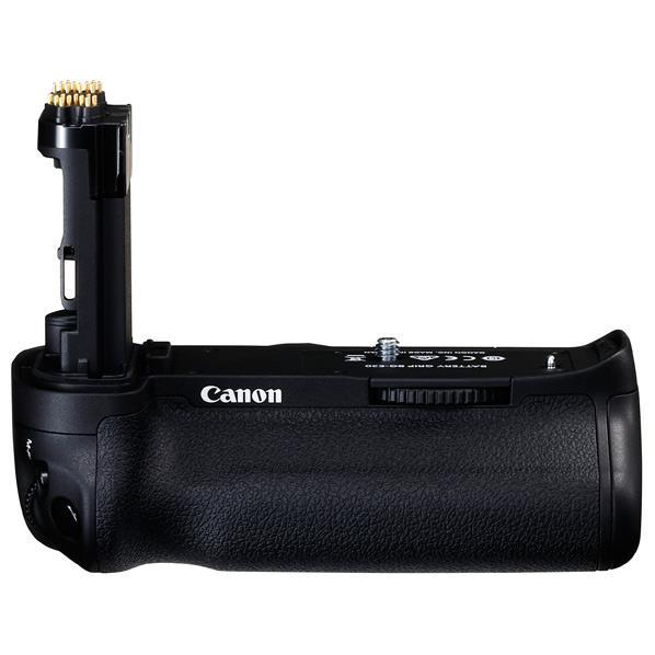 縦位置撮影のしやすいバッテリーグリップ。 キヤノン バッテリーグリップ EOS ブラック BGE20 [BGE20]
