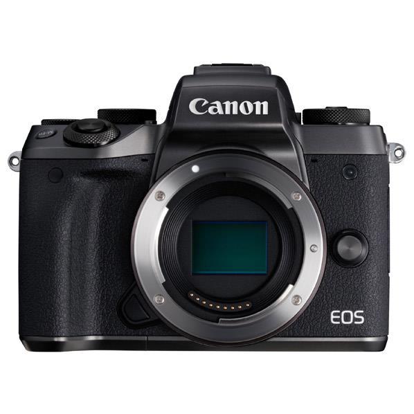 キヤノン デジタル一眼カメラ・ボディ EOS M5 ブラック EOSM5BODY [EOSM5BODY]【RNH】