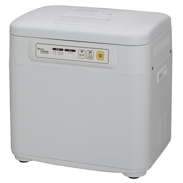 【送料無料】エムケー マイコンもちつき機 3升タイプ かがみもち ホワイト RM-301SN [RM301SN]