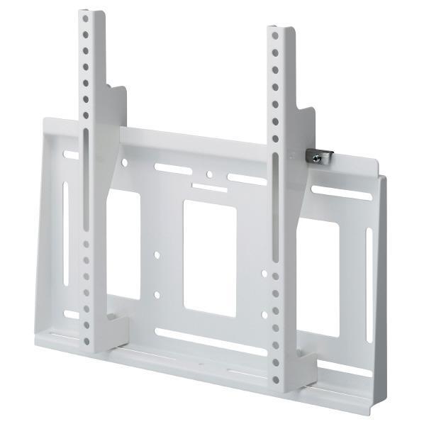 ハヤミ 壁掛金具 角度固定タイプ(~55V型対応) HAMILEX MHシリーズ ホワイト MH-651W [MH651W]