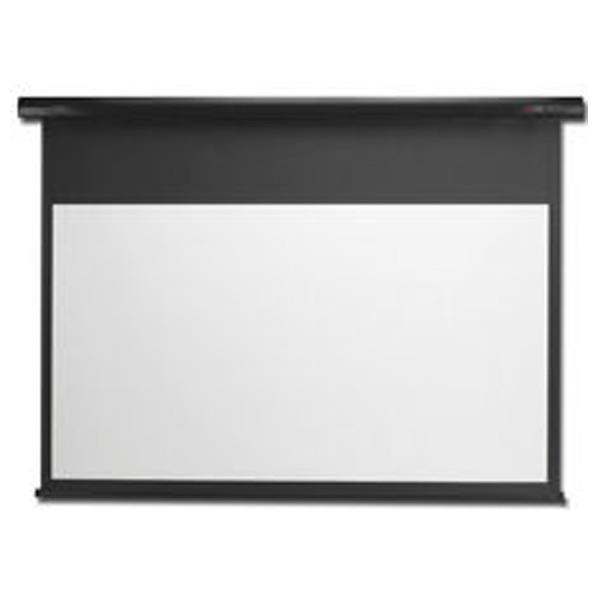 キクチ 100型電動巻き上げスクリーン ブラック SE-100HDPG/Kウワ400 [SE100HDPGKウワ400]