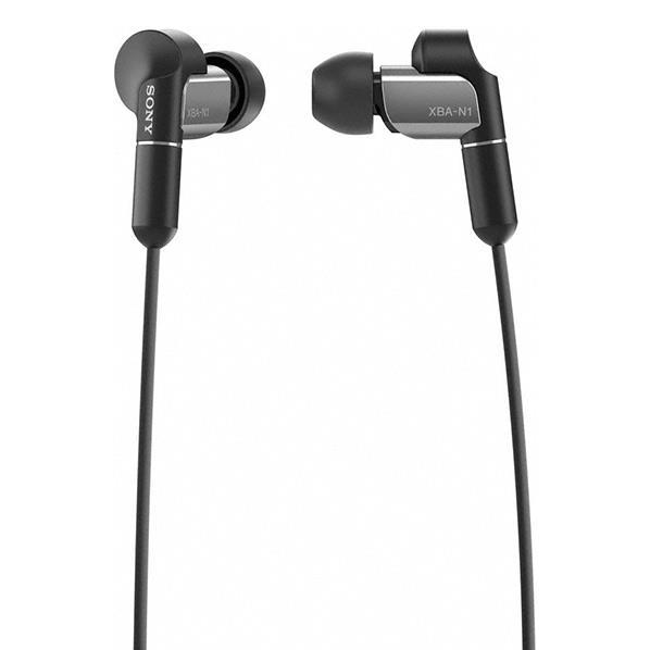 SONY 密閉型インナーイヤーヘッドフォン XBA-N1 [XBAN1]【RNH】