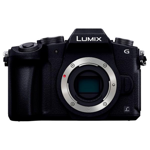 パナソニック デジタル一眼カメラ・ボディ LUMIX G8 ブラック DMC-G8-K [DMCG8K]【RNH】