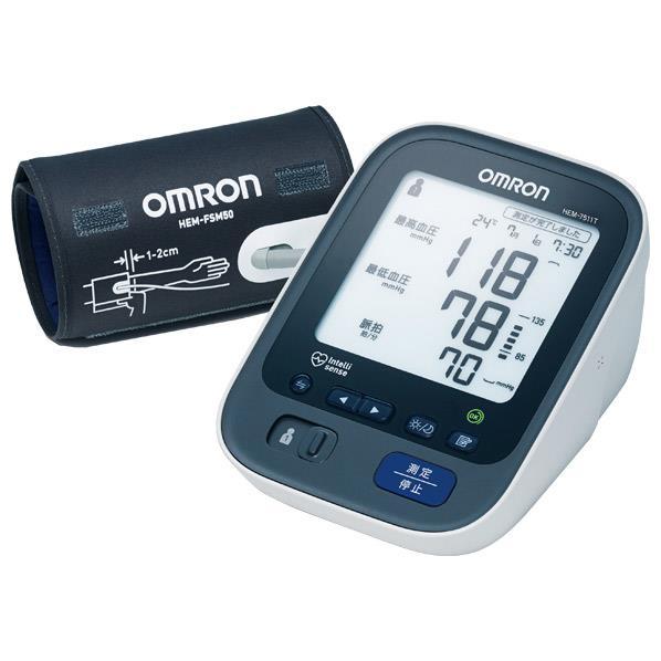 オムロン 上腕式血圧計 HEM-7511T [HEM7511T]【RNH】