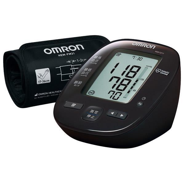 オムロン 上腕式血圧計 HEM-7271T [HEM7271T]【RNH】