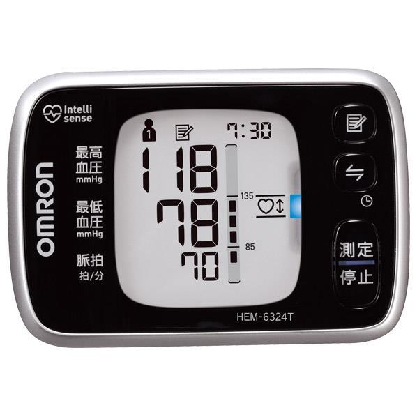 オムロン 手首式血圧計 HEM-6324T [HEM6324T]【RNH】