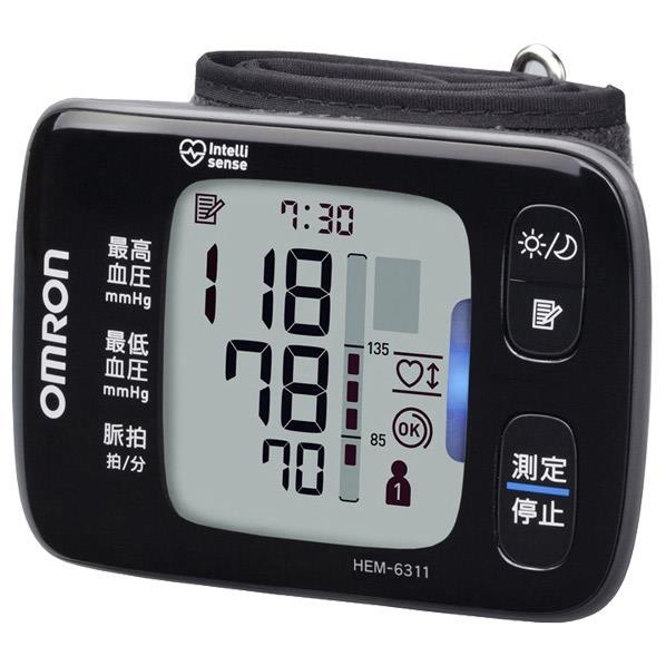 【送料無料】オムロン 自動血圧計 HEM-6311 [HEM6311]【RNH】