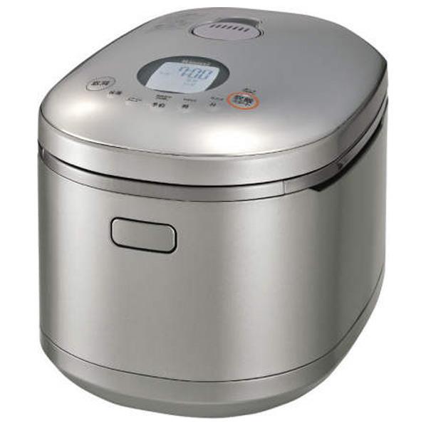 リンナイ 【都市ガス 13A用】タイマー・電子ジャー付ガス炊飯器(1.1升炊き) 直火匠 パールシルバー RR-100MST2(PS)-13A [RR100MST2PST]