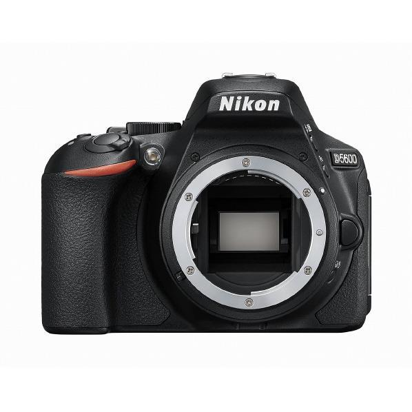 【あんしん延長保証対象】家族の写真を、もっと自由に。バリアングルモニター+SnapBridge。 ニコン デジタル一眼レフカメラ・ボディ D5600 D5600 [D5600]【RNH】
