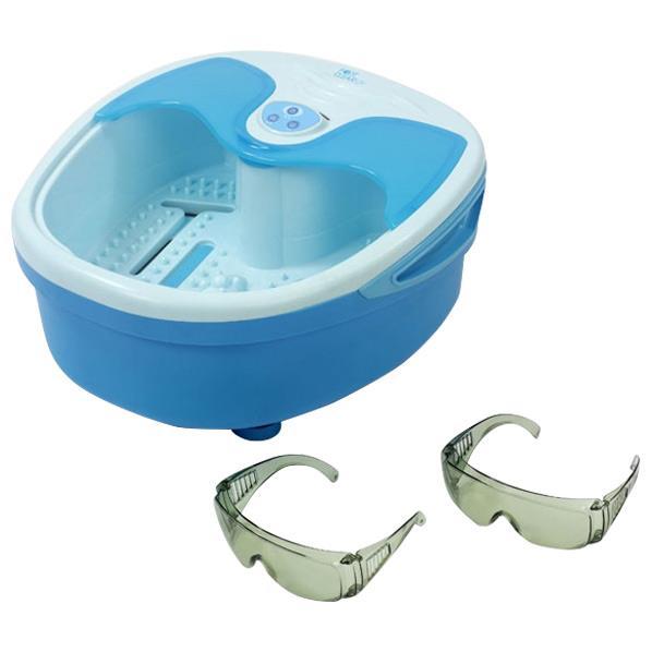 アルインコ 家庭用紫外線水虫治療器 フットクリアUV ネオ MCR9016 [MCR9016]