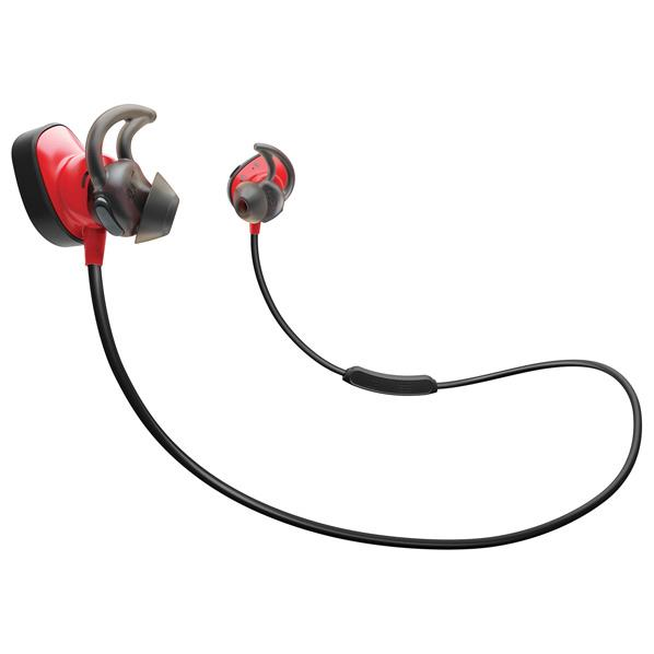 【送料無料】BOSE ワイヤレスインナーイヤーヘッドフォン SoundSport Pulse レッド SSPORT PLS WLSS RED [SSPORTPLSWLSSRED]【RNH】