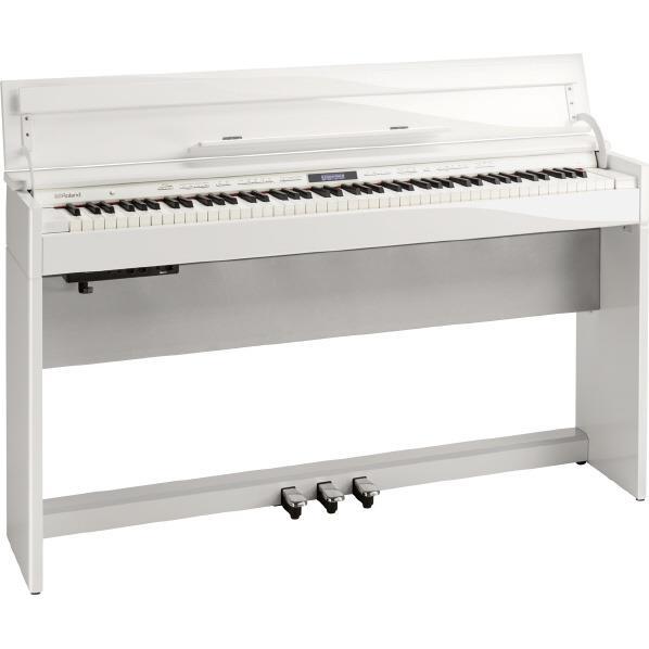 ローランド 電子ピアノ DPシリーズ 白塗鏡面艶出し塗装仕上げ DP603-PWS [DP603PWS]