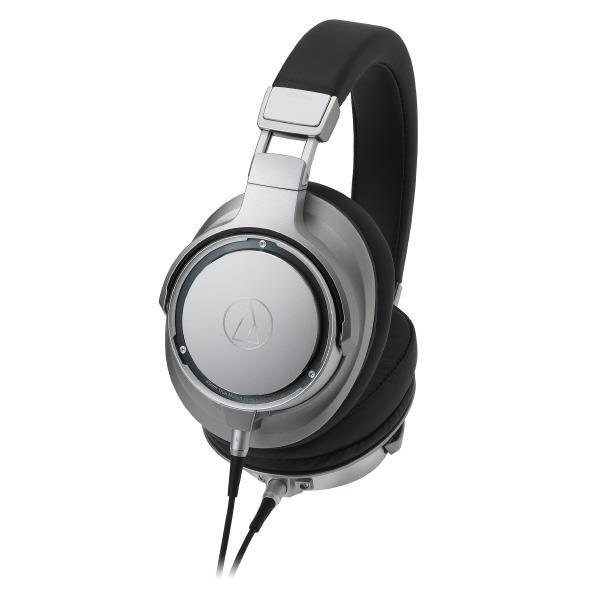 【送料無料】オーディオテクニカ ポータブルヘッドフォン ATH-SR9 [ATHSR9]【RNH】