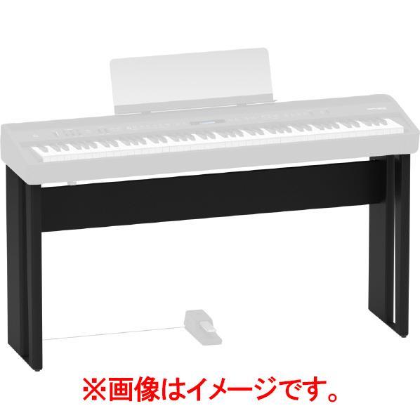 ローランド 電子ピアノFP-90専用スタンド ブラック KSC-90-BK [KSC90BK]