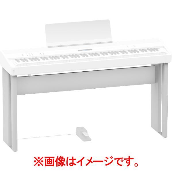 【送料無料】ローランド 電子ピアノFP-90専用スタンド ホワイト KSC-90-WH [KSC90WH]
