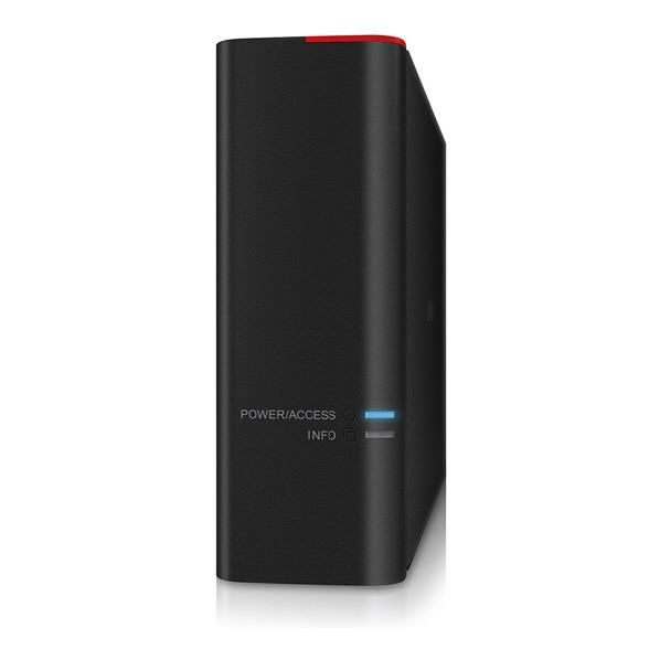 BUFFALO HDD買い替え推奨通知搭載 USB3.0用 外付けHDD(4TB) ドライブステーションプロ HD-SH4TU3 [HDSH4TU3]