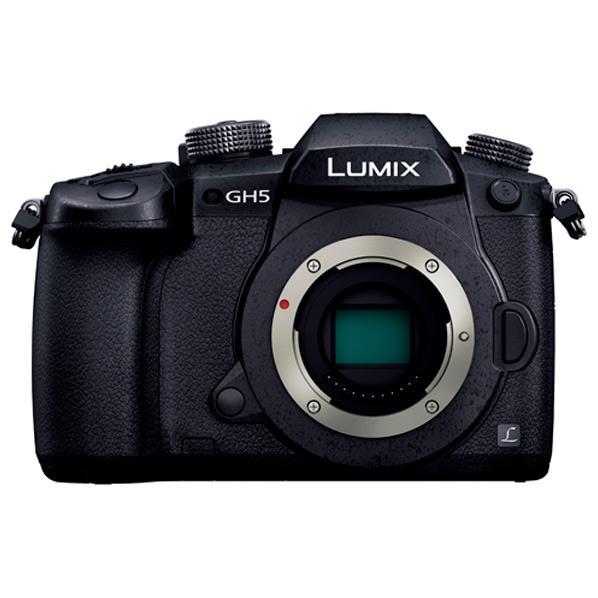 世界的に パナソニック デジタル一眼カメラ・ボディ LUMIX ブラック DC-GH5-K [DCGH5K]【RNH】, ももの和 ffd5d2f8