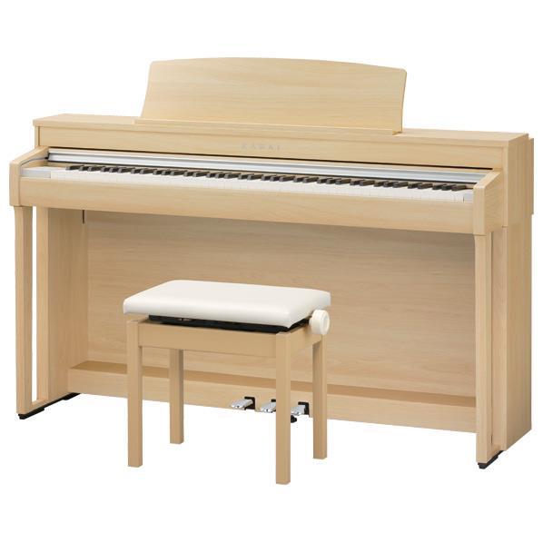 河合 電子ピアノ CNシリーズ プレミアムライトオーク調 CN37LO [CN37LO]