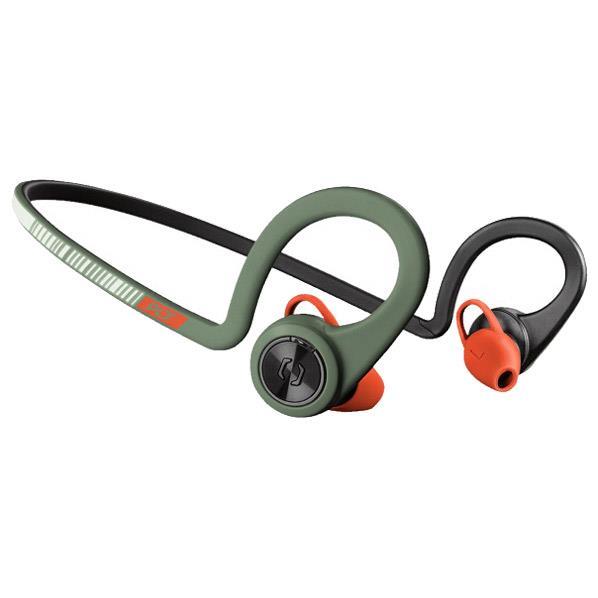 【送料無料】プラントロニクス Bluetoothワイヤレスヘッドセット BackBeat Fit(New) グリーン BACKBEATFIT-GRN [BACKBEATFITGRN]