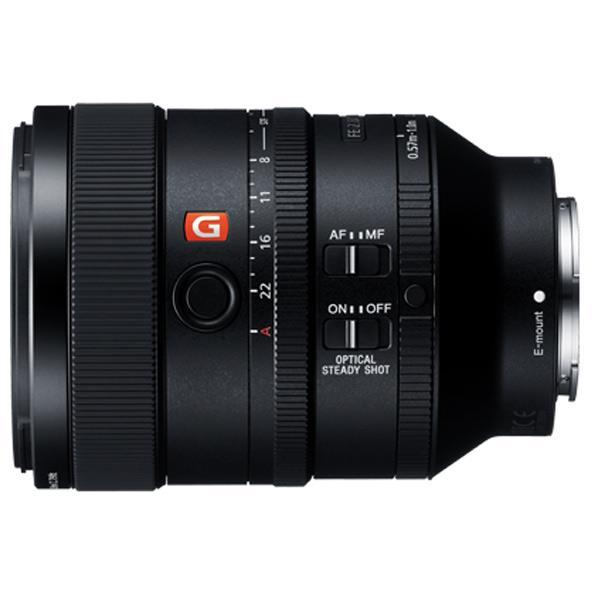SONY 中望遠単焦点レンズ FE 100mm F2.8 STF GM OSS SEL100F28GM [SEL100F28GM]