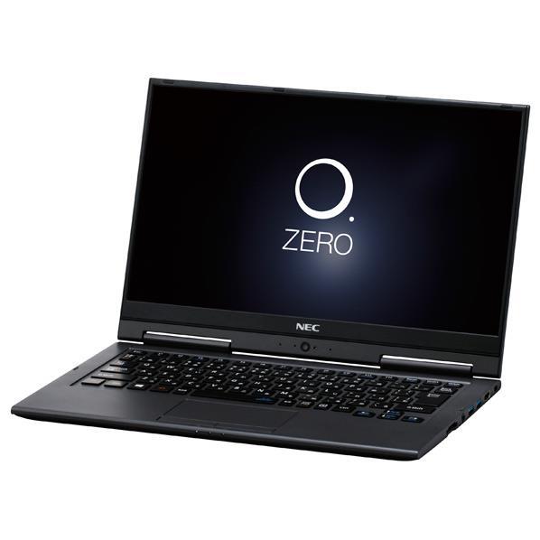 NEC スタンダード2in1ノートパソコン LAVIE Hybrid ZERO メテオグレー PC-HZ550GAB [PCHZ550GAB]【RNH】【SYBN】【MMARP】