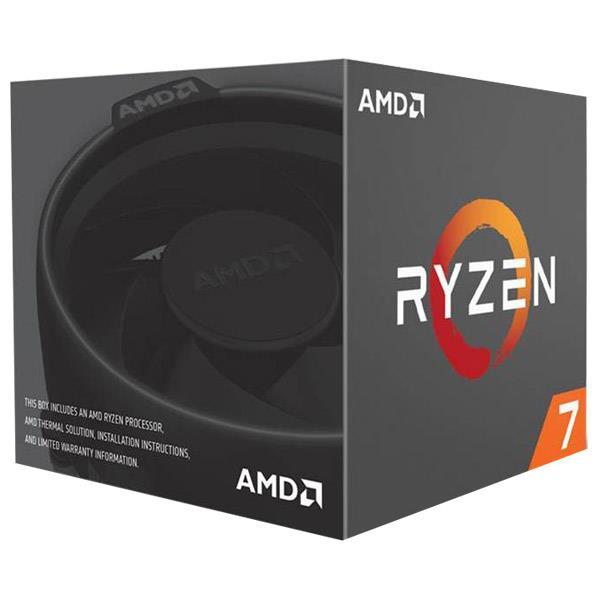 AMD デスクトップ用CPU Ryzen 7 YD1700BBAEBOX [YD1700BBAEBOX]【SYBN】【MMARP】