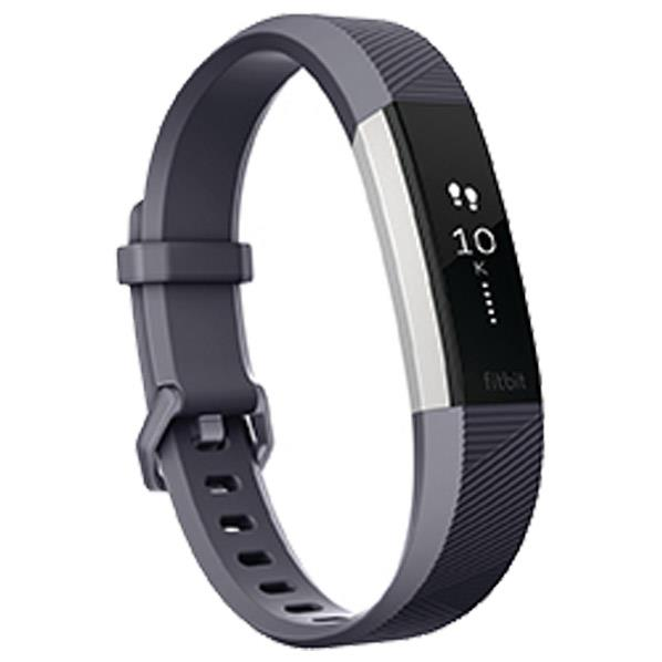 Fitbit 心拍計+フィットネスリストバンド Sサイズ Alta HR ブルーグレー FB408SGYS-CJK [FB408SGYSCJK]