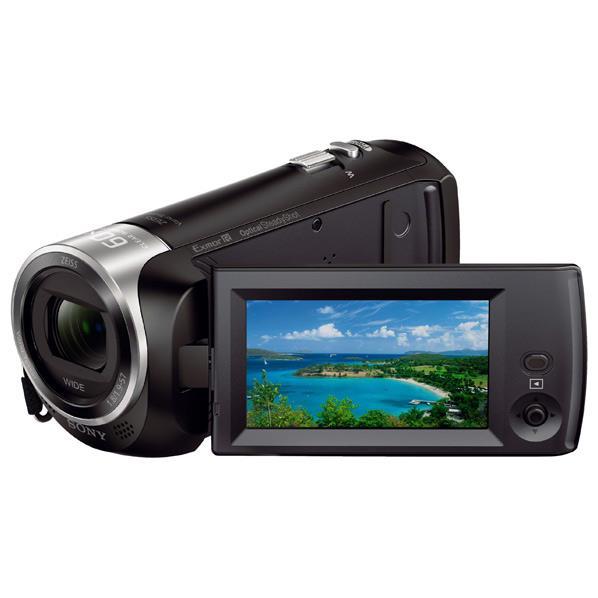 【送料無料】SONY 32GB内蔵メモリー デジタルHDビデオカメラレコーダー ハンディカム ブラック HDR-CX470 B [HDRCX470B]【RNH】