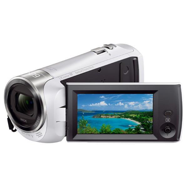SONY 32GB内蔵メモリー デジタルHDビデオカメラレコーダー ハンディカム ホワイト HDR-CX470 W [HDRCX470W]【RNH】