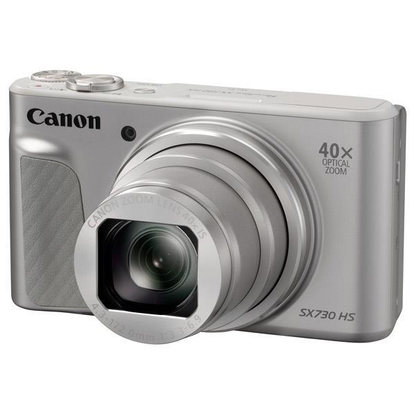 【送料無料】キヤノン デジタルカメラ PowerShot シルバー PSSX730HSSL [PSSX730HSSL]【RNH】