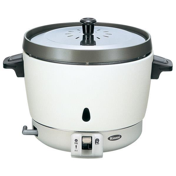 リンナイ 【都市ガス用】業務用ガス炊飯器(1.5升炊き) コンパクト45シリーズ RR-15SF-1-13A [RR15SF1T]