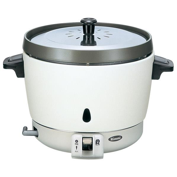 リンナイ 【プロパンガス用】業務用ガス炊飯器(1.5升炊き) コンパクト45シリーズ RR-15SF-1-LP [RR15SF1P]