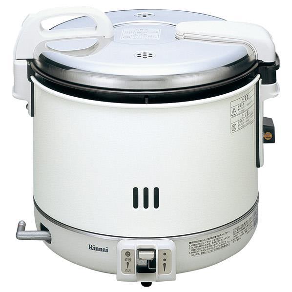 リンナイ 【プロパンガス用】業務用電子ジャー付ガス炊飯器(1.5升炊き) RR15VNS21P [RR15VNS21P]