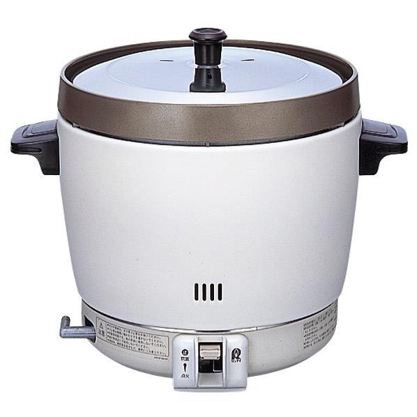リンナイ 【プロパンガス用】業務用ガス炊飯器(2升炊き) コンパクト45シリーズ RR-20SF2(A)-LP [RR20SF2AP]