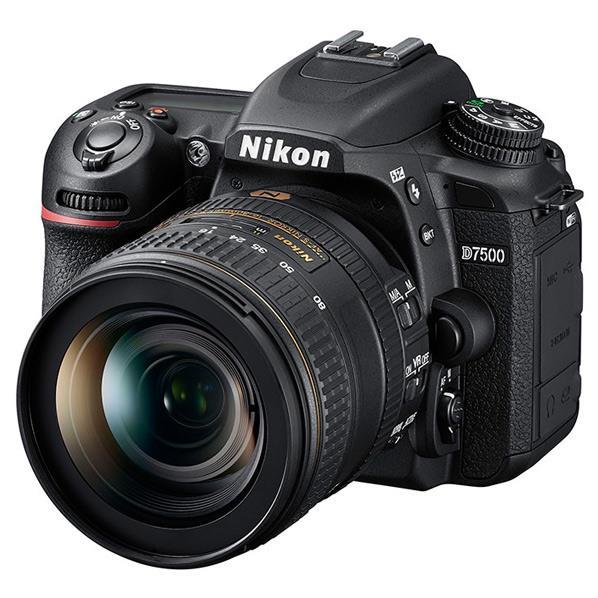 ニコン デジタル一眼レフカメラ・18-140 VR レンズキット D7500 D7500LK18140 [D7500LK18140]【RNH】