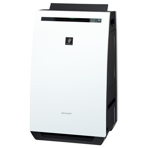 シャープ 除加湿空気清浄機 ホワイト系 KCHD70W [KCHD70W]【RNH】