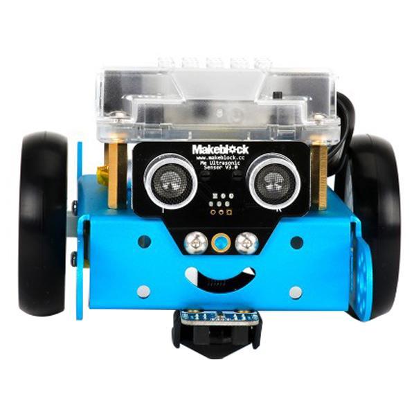 【送料無料】Makeblock STEM教育ロボットキット mBot V1.1-Blue(Bluetooth Version) 99095 [99095]